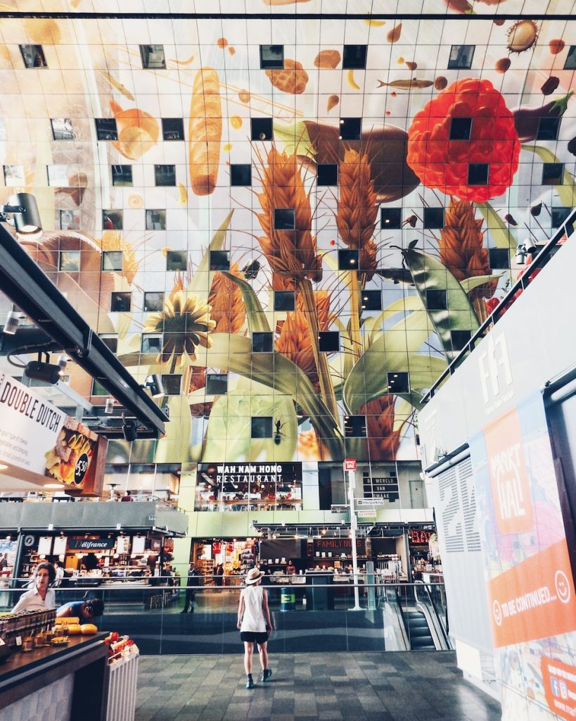 Markthal, Rotterdam, The Netherlands | Moon & Honey Travel
