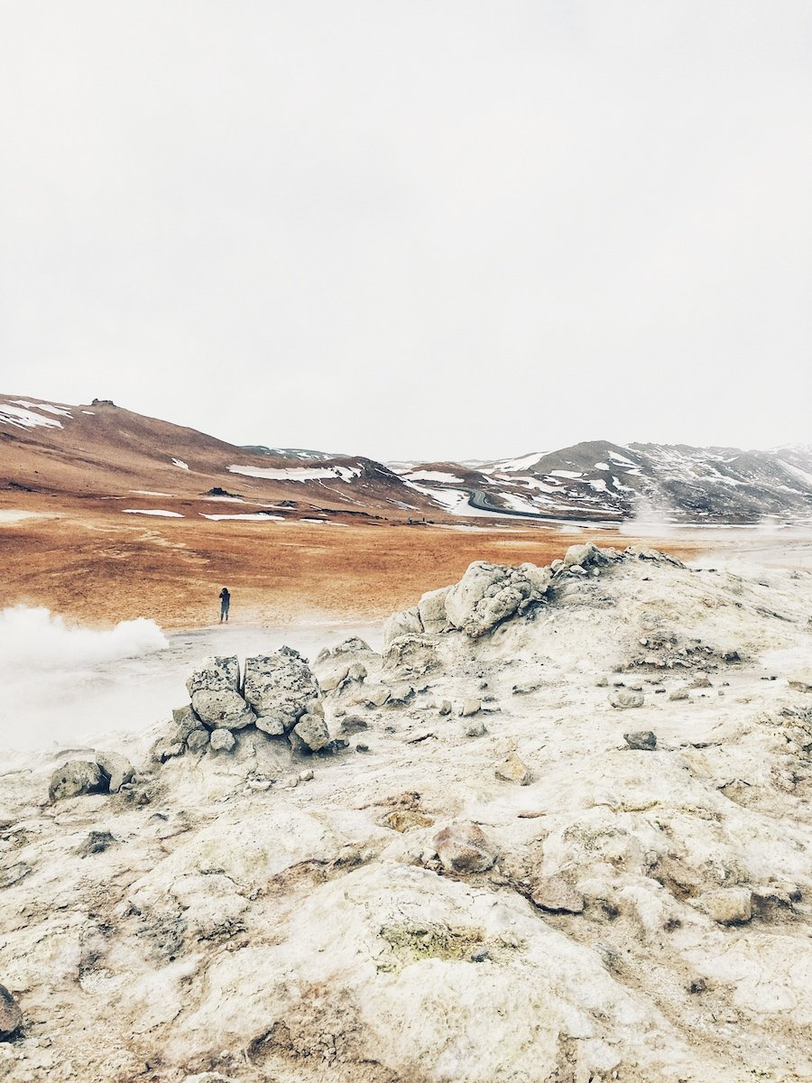 Hverir, Iceland Road Trip Itinerary, 2 Week Itinerary
