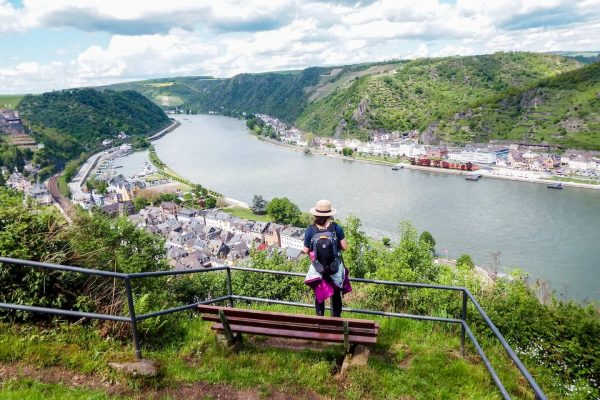 Hiking the Rhine Castle Trail, Romantic Rhine Valley, Germany | Moon & Honey Travel
