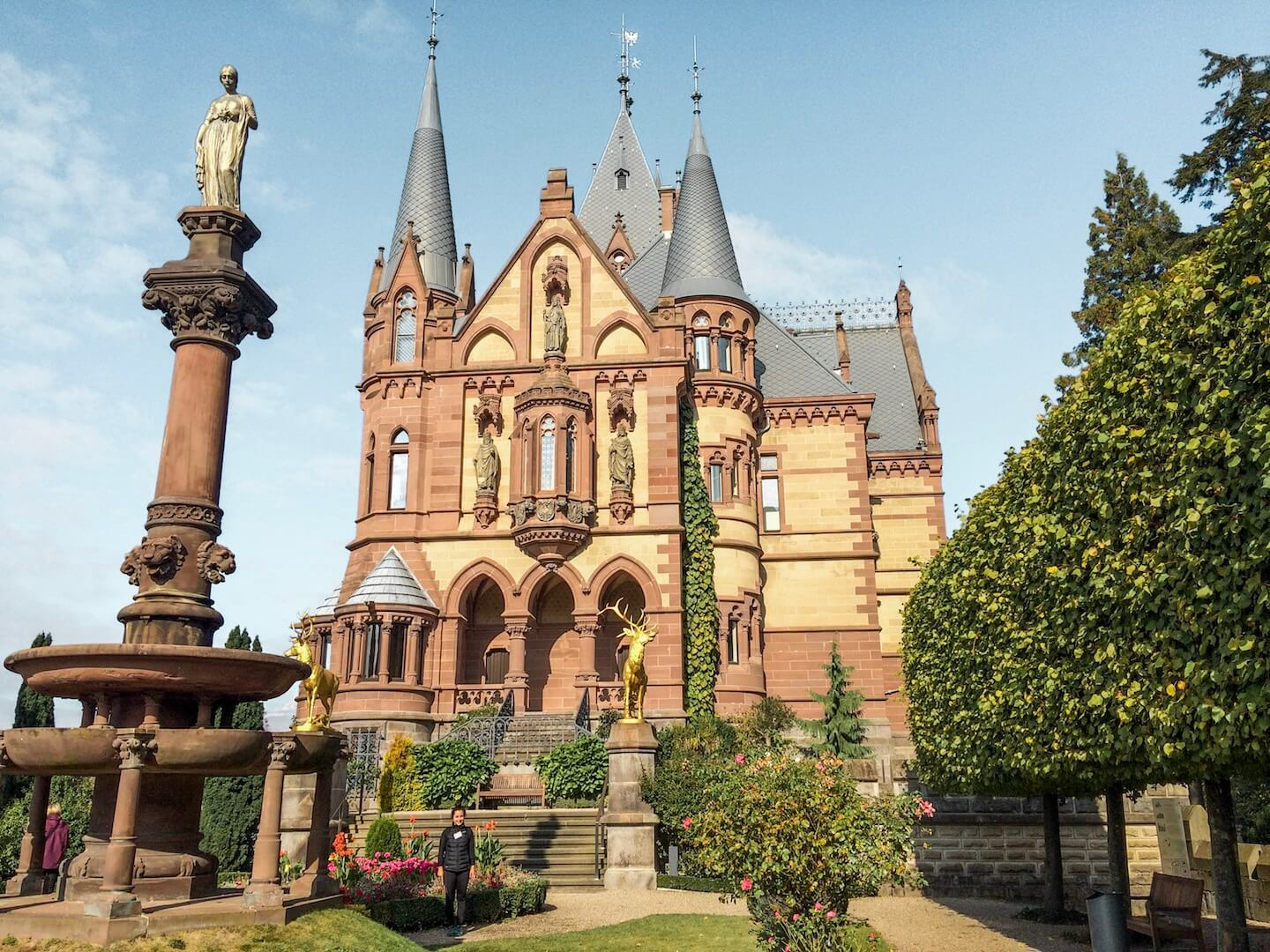 Schloss Drachenburg, Cologne Best Day Trips, Germany | Moon & Honey Travel