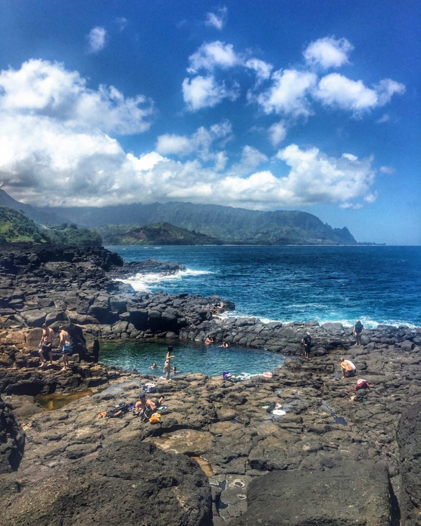 Queen's Bath, Kauai | Moon & Honey Travel