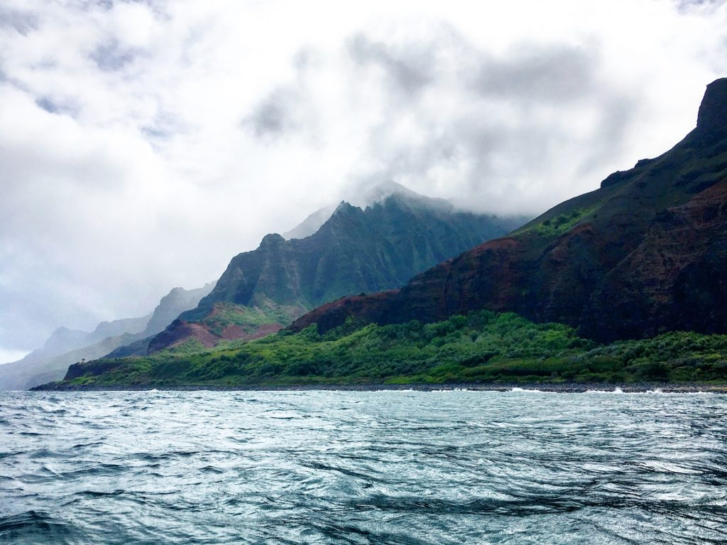 Na Pali Coast, Kauai | Moon & Honey Travel
