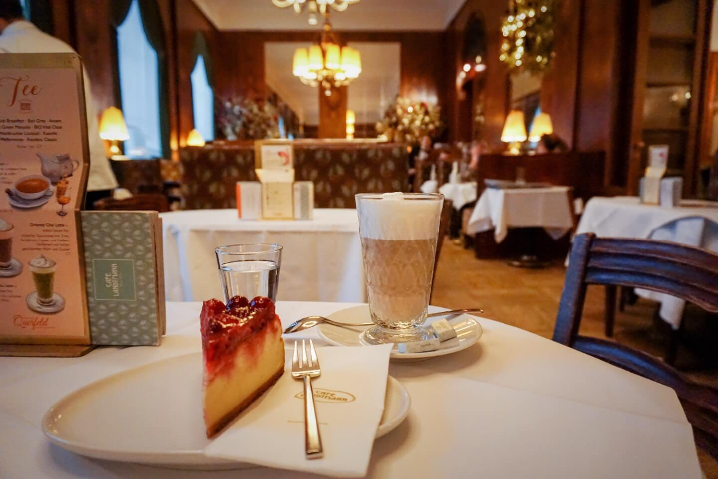 Café Landtmann, Best Things to Do in Vienna in January