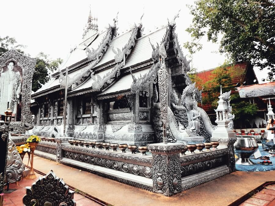 Silver Temple, Wat Srisuphan, Chiang Mai | Thailand Travel Impressions | Moon & Honey Travel