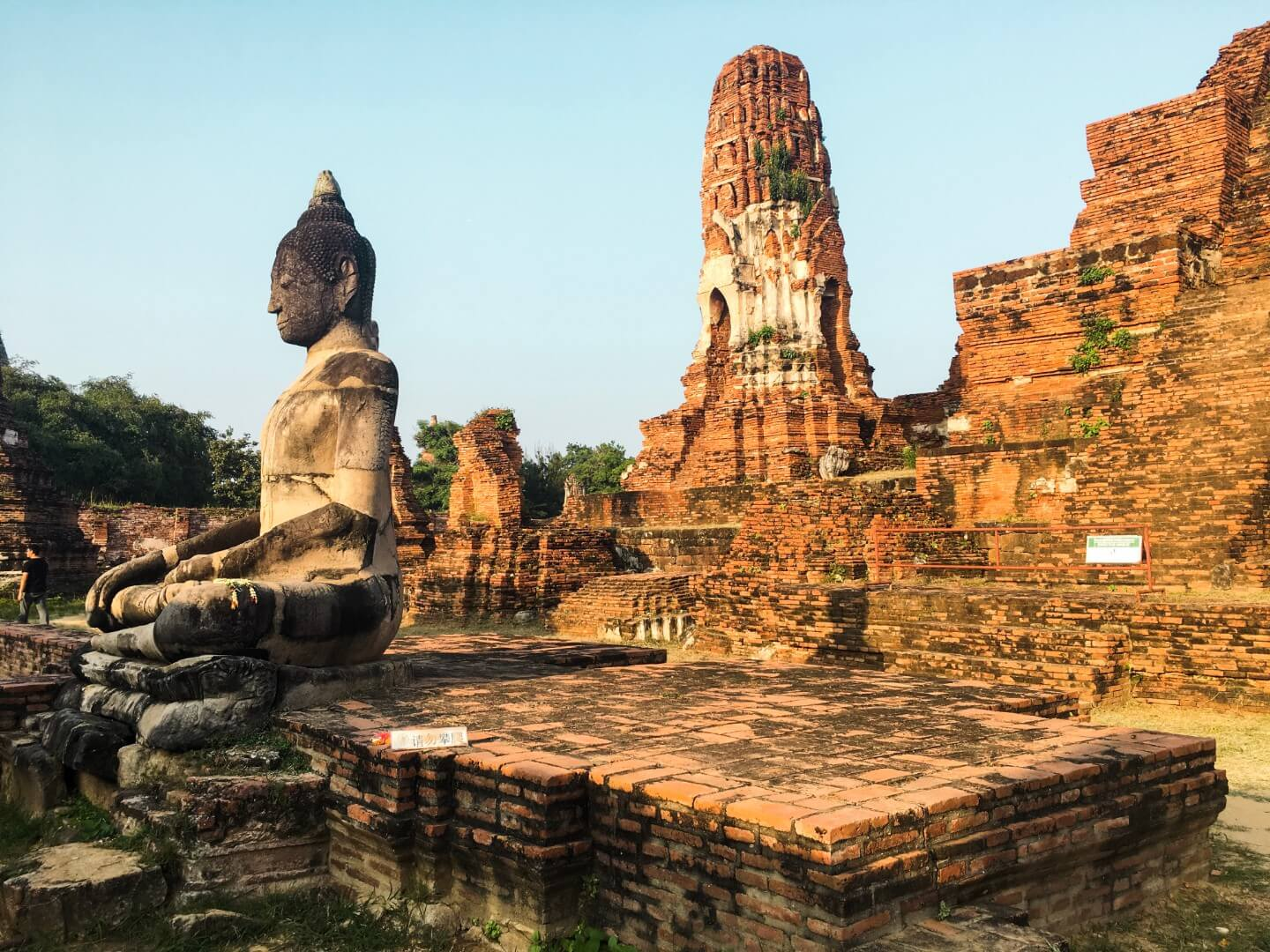 Ayutthaya Ruins, Thailand - Bangkok to Chiang Mai Itinerary | Moon & Honey Travel