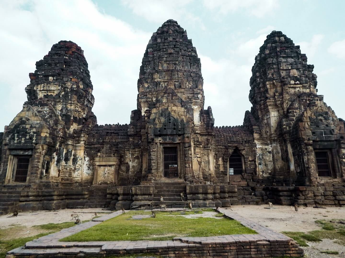 Phra Prang Sam Yot, Lopburi - Bangkok to Cbiang Mai Itinerary | Moon & Honey Travel