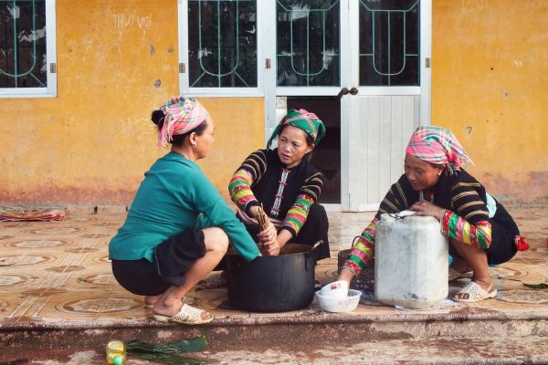 Black Lolo Women, Ha Giang, Vietnam | Moon & Honey Travel