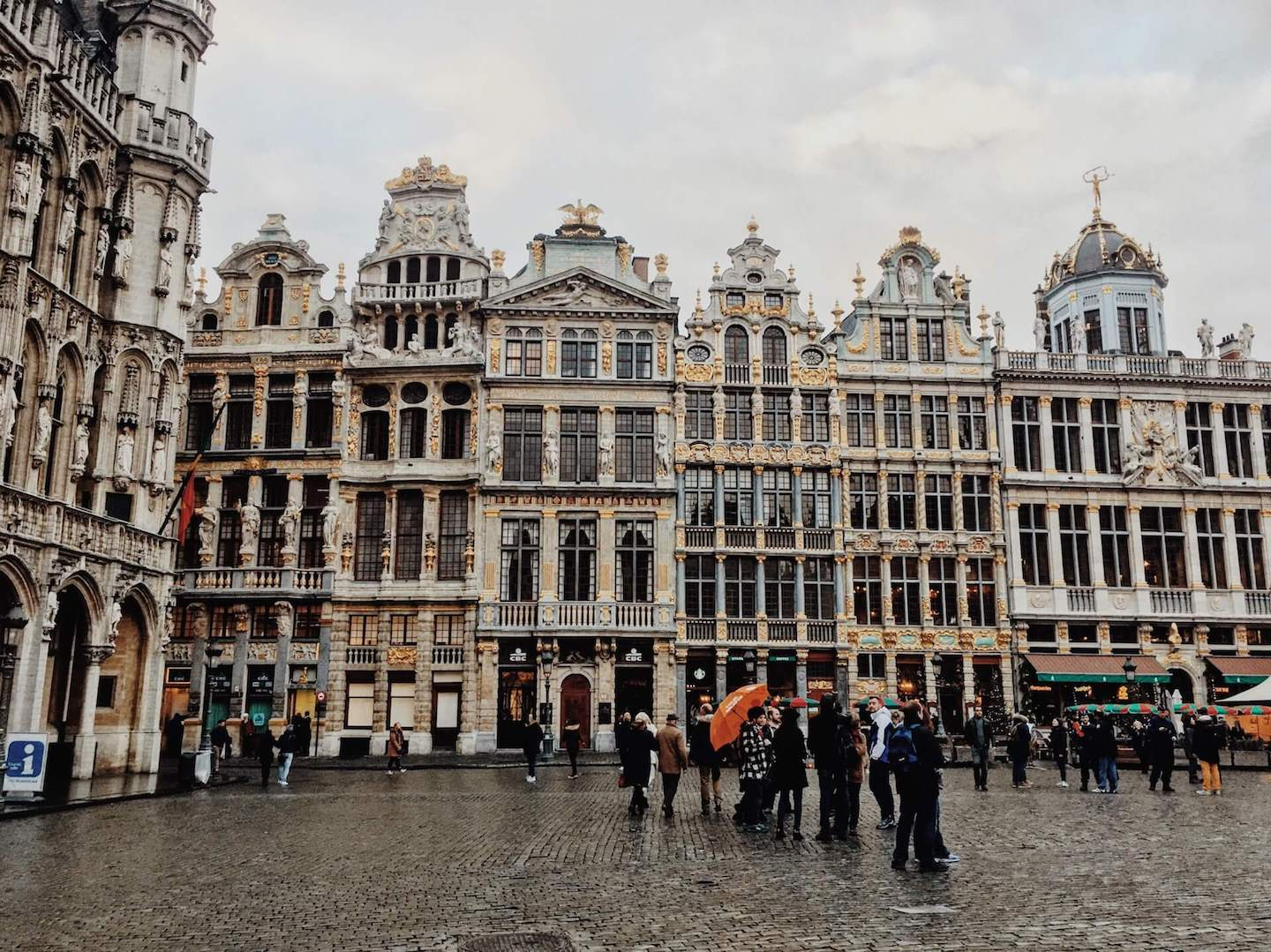 Brussels, Belgium | Moon & Honey Travel