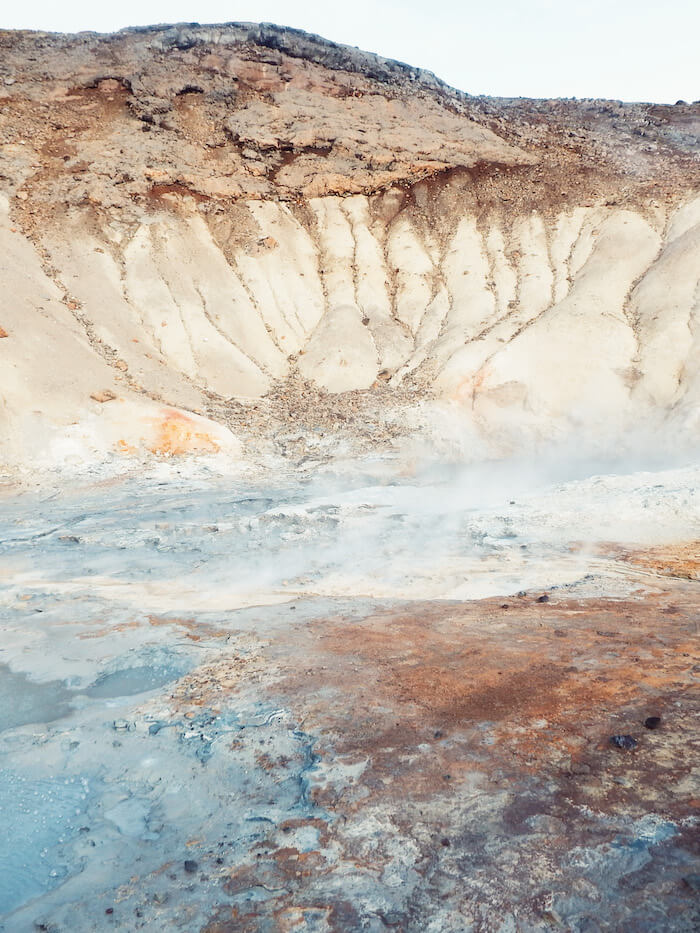 Krýsuvík / Seltún Geothermal Area, Iceland Travel Guide | Moon & Honey Travel