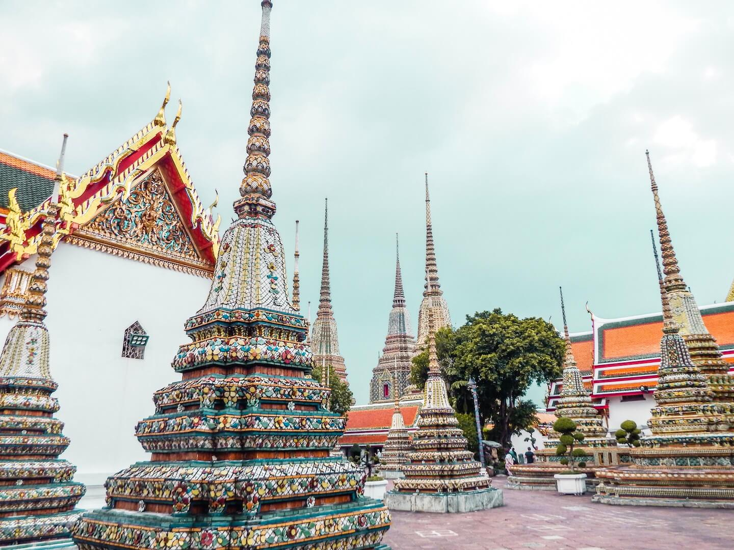 Wat Pho, Bangkok, Thailand | Moon & Honey Travel