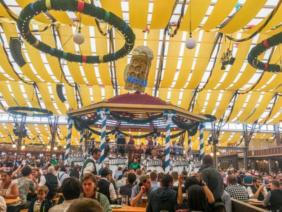 Oktoberfest, Munich, Getting a Visa in Germany | Moon & Honey Travel