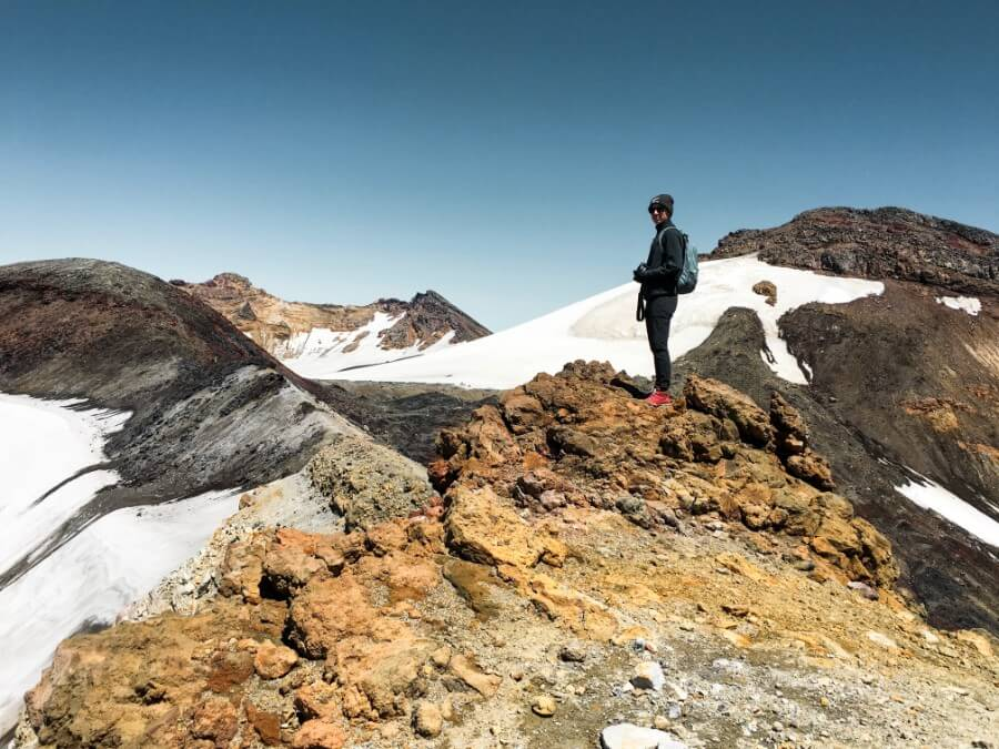 Dome Ridge, Mount Ruapehu, New Zealand | Moon & Honey Travle