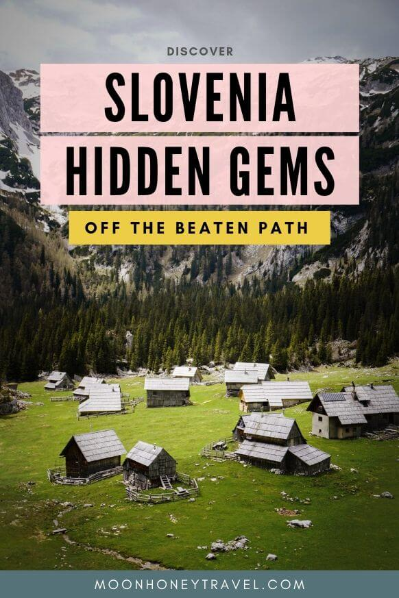Slovenia Hidden Gems - Off the Beaten Path Adventures in Slovenia