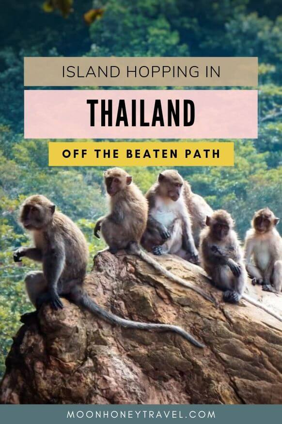 Thailand Island Hopping - off the beaten path Thai Islands