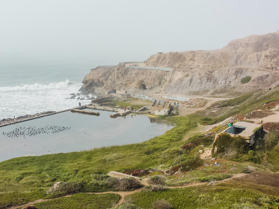 Sutro Baths, San Francisco | Moon & Honey Travel