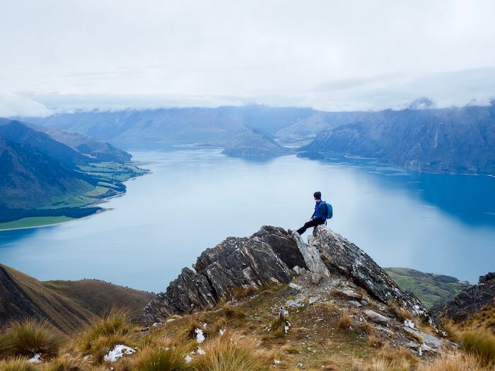 Isthmus Peak Track, Wanaka | Moon & Honey Travel