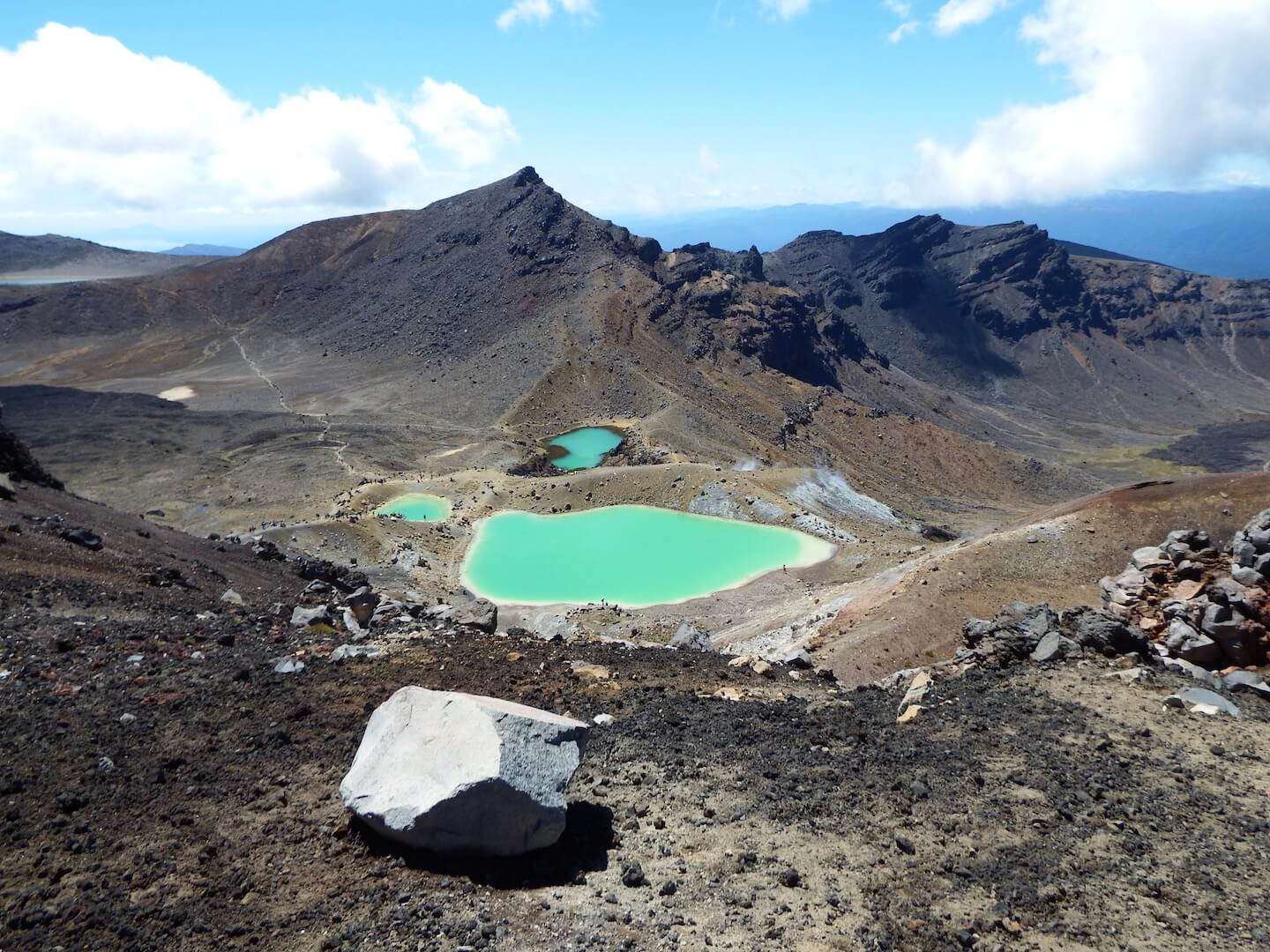 Tongariro Alpine Crossing, New Zealand Hiking Guide | Moon & Honey Travel