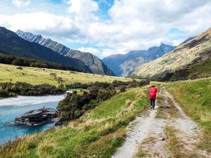 Mount Aspiring Hut Trail, New Zealand Hiking Guide | Moon & Honey Travel