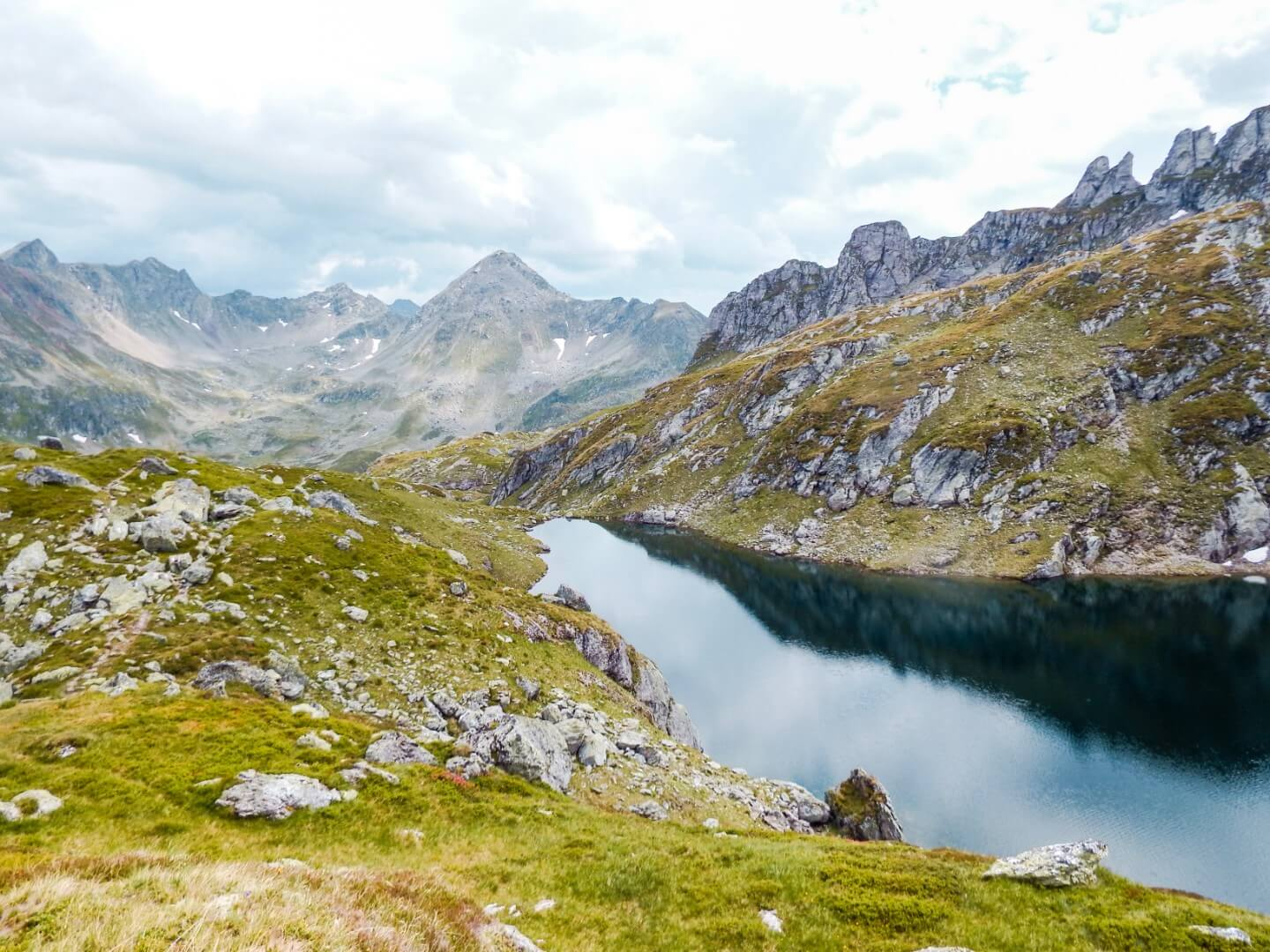 Hiking Schladminger Tauern High Trail, Austrian Alps - Best places to visit in Austria