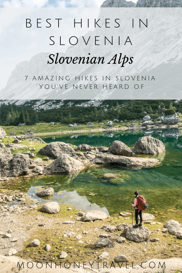 Best Hikes in Slovenia, Slovenian Alps Hiking Trails