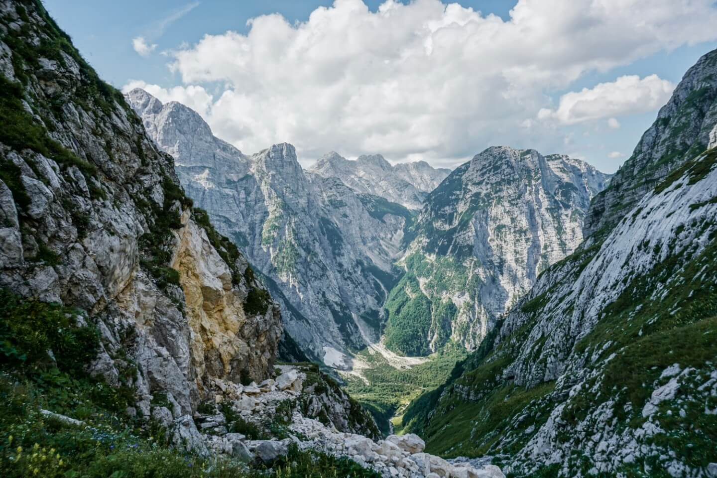 Best Hikes in Slovenia, Julian Alps & Kamnik-Savinja Alps Slovenia Hiking Trails