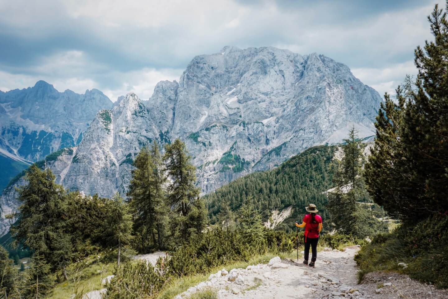 Slemenova Špica Hike, Kranjska Gora, Slovenia | Moon & Honey Travel