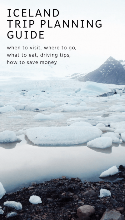 Iceland Complete Travel Guide - when to visit, where to go, what to experience, what to eat, driving tips, how to save money in Iceland | Moon & Honey Travel