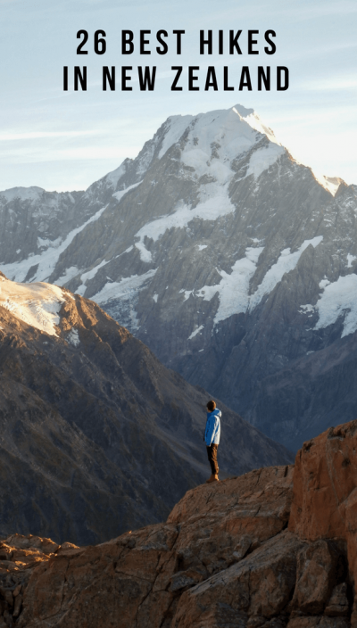 26 Best New Zealand Hikes, North Island and South Island | Moon & Honey Travel