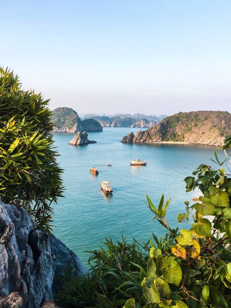 Monkey Island, Cat Ba, Vietnam Travel Guide | Moon & Honey Travel