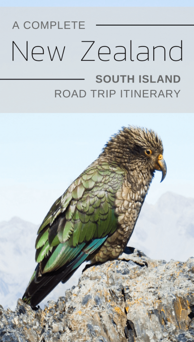 A Complete South Island New Zealand Road Trip Itinerary | Moon & Honey Travel