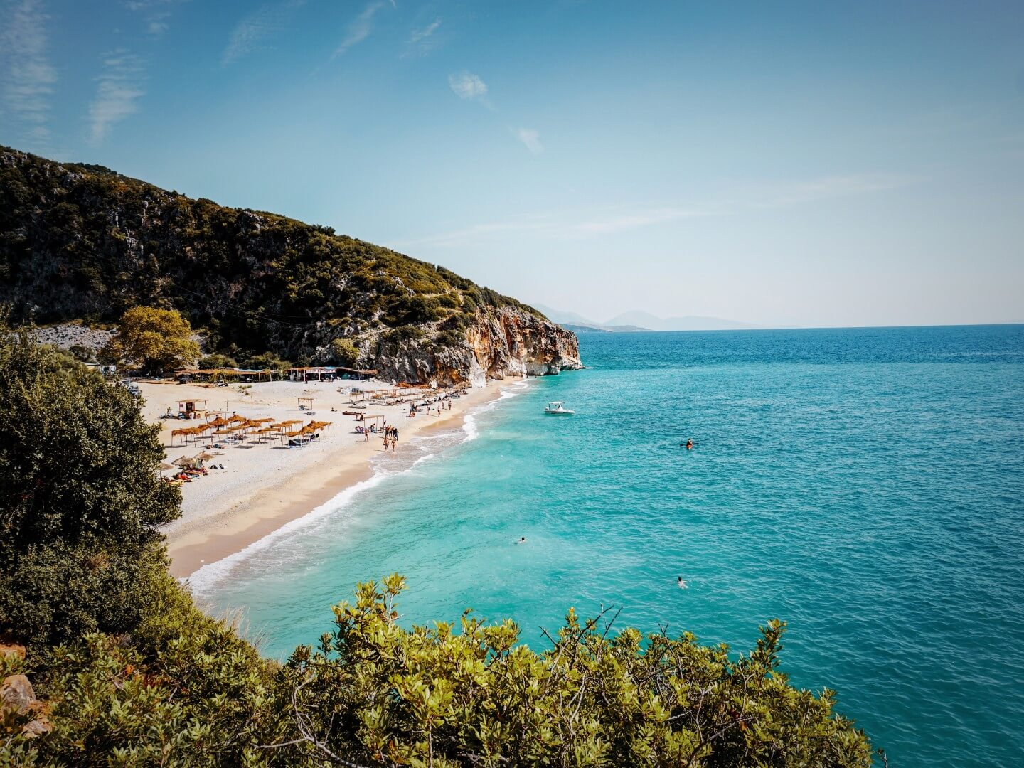 Albanian Riviera, How to plan a 2 week Albanian Trip, Albania Itinerary