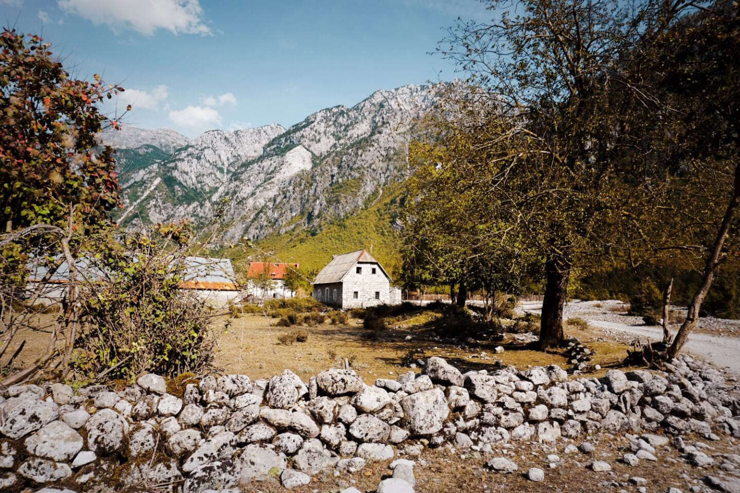 Trail to the Blue Eye, Theth, Albanian Alps, Albania Travel Guide