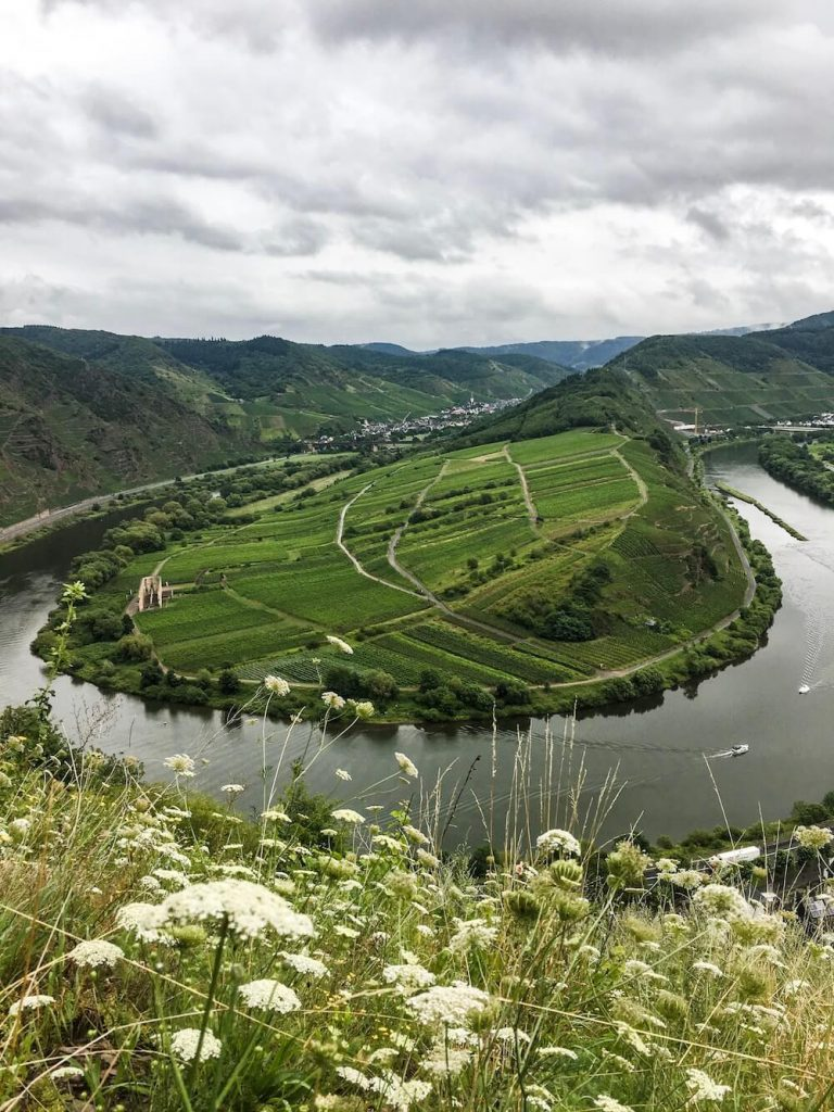 Calmont, Moselle Valley Travel Guide, Germany