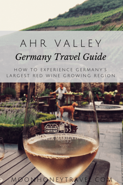 Ahr Valley, Germany Travel Guide - what to do in Germany's red wine region