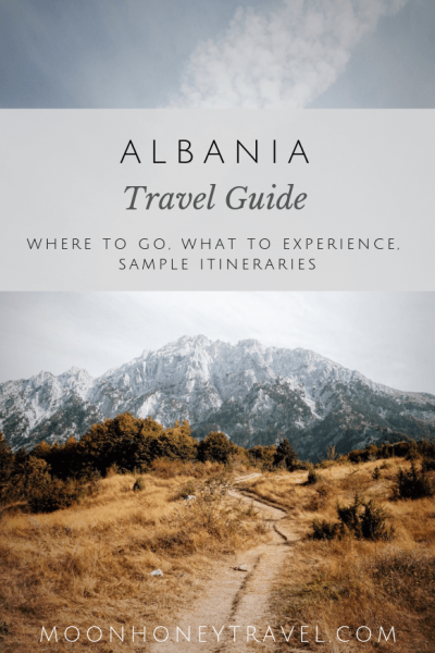 Albania Travel Guide - what to do and see, where to go, sample itineraries