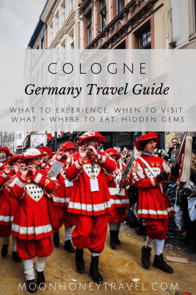 Cologne Travel Guide, Germany - when to visit, what to see and do, what to eat, where to eat