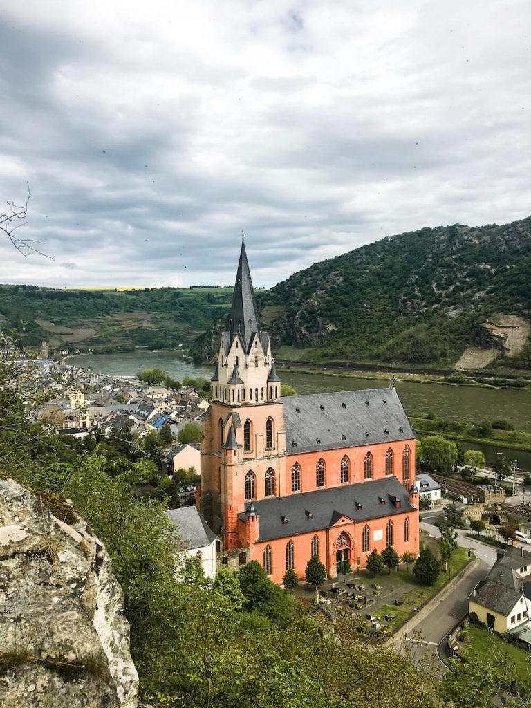 Liebfrauenkirche, Oberwesel, Upper Middle Rhine Valley, Germany Travel Guide