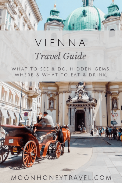 Vienna Travel Guide, Austria - what to see and do, what to eat, where to eat, hidden gems, getting around
