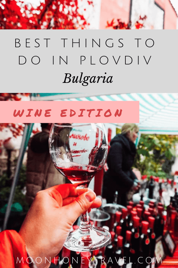Best Things to Do in Plovdiv, Bulgaria - Wine Edition