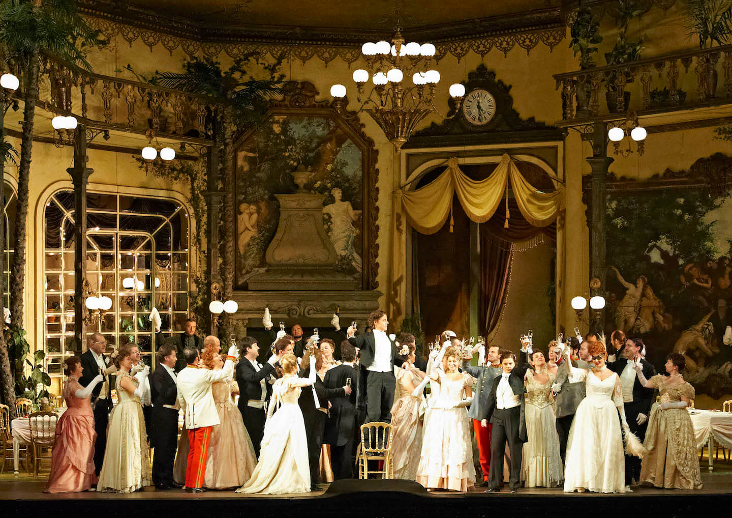 Die Fledermaus, Wiener Staatsoper / Michael Poehn - Things to Do in Vienna in January, Austria