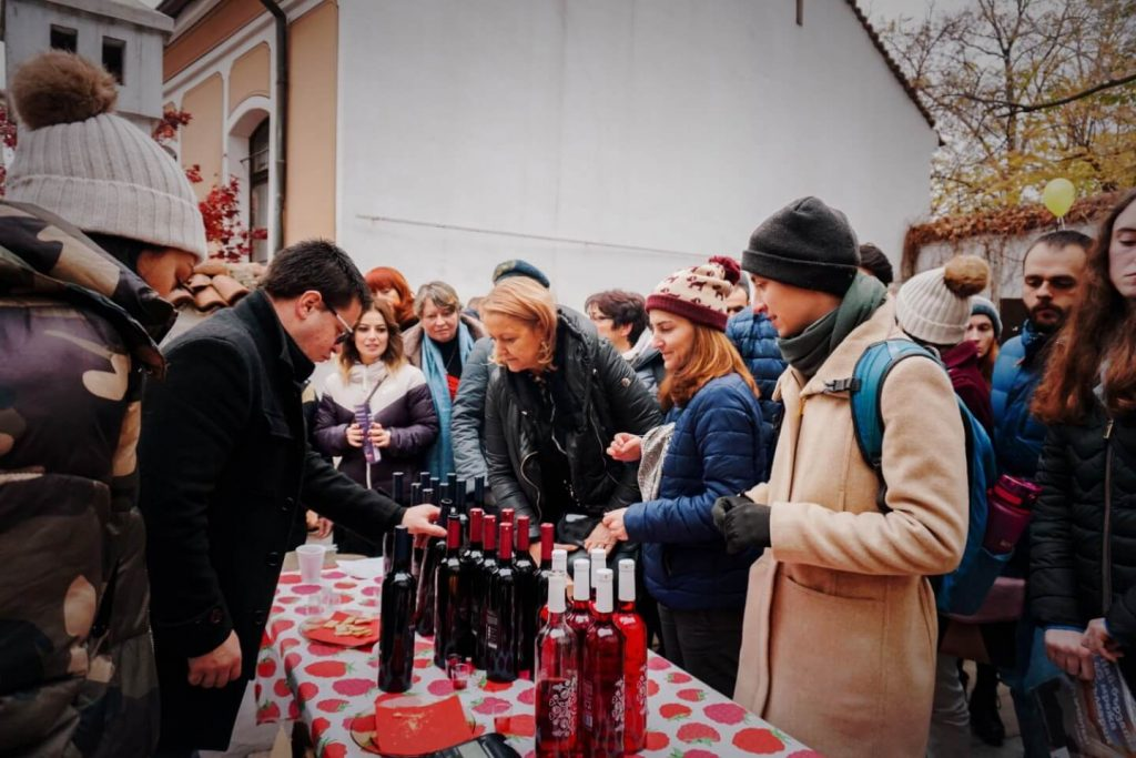 Trastena Wine, Young Wine Festival Plovdiv, 6 Things We Learned While Wine Tasting in Bulgaria