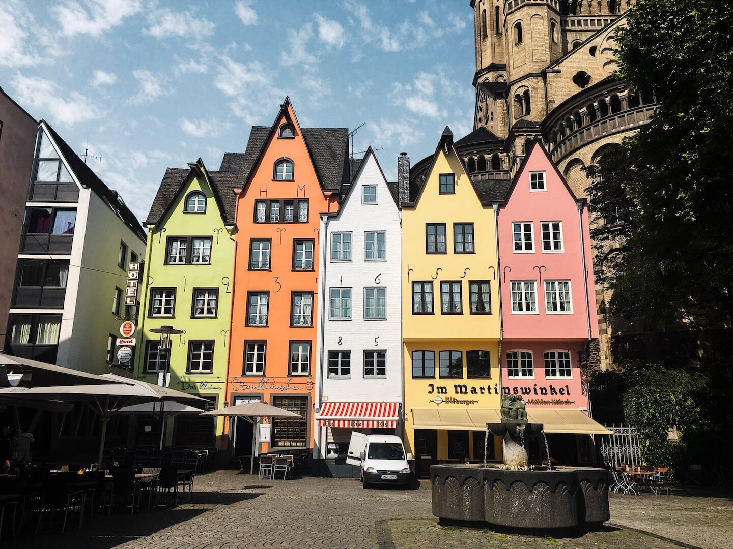 Cologne Travel Guide - where to go, what to see and do, where to eat