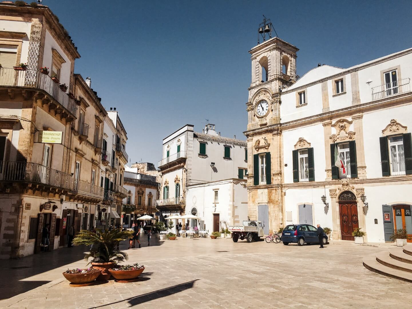 Italy Travel Guide, Martina Franca