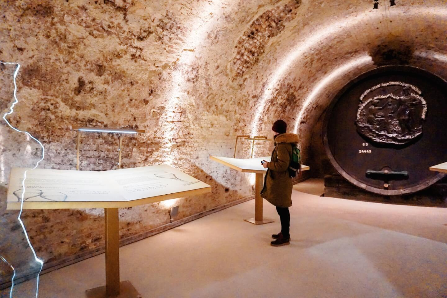 Schlumberger Cellar World, Vienna Hidden Gems and Best Kept Secrets, Austria
