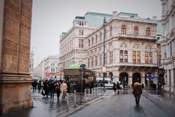 Vienna State Opera, Things do in in Vienna in January - Austria Winter Travel