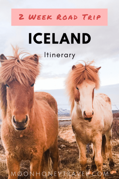 2 Week Iceland Itinerary