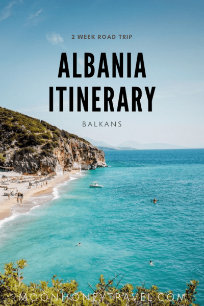 Albania Travel Itinerary - 2 Week Road Trip