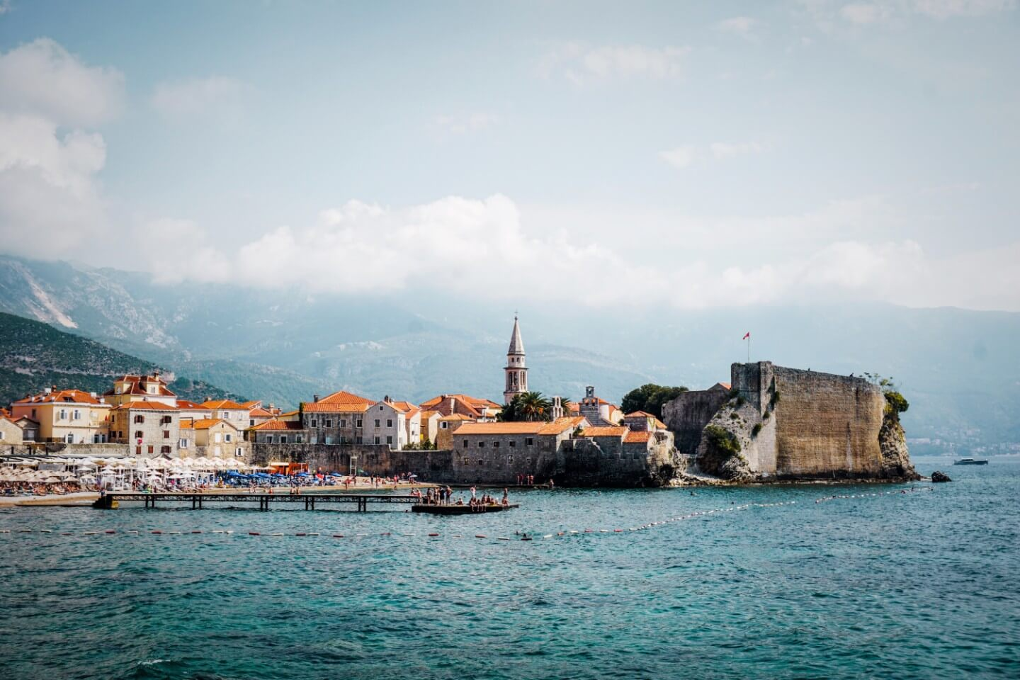 Old Town of Budva, Montenegro Travel Guide