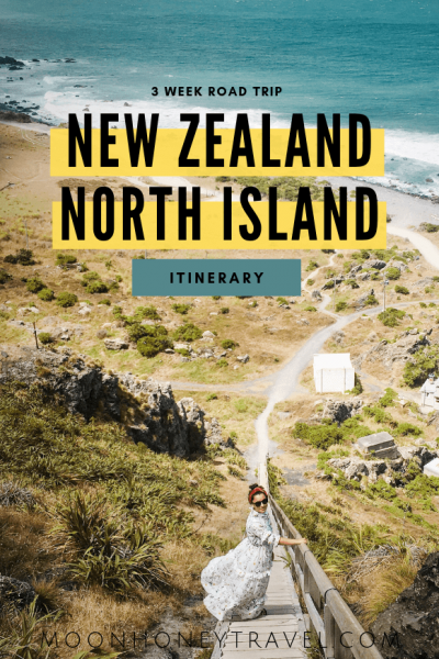 New Zealand North Island Itinerary - 3 Week Road Trip