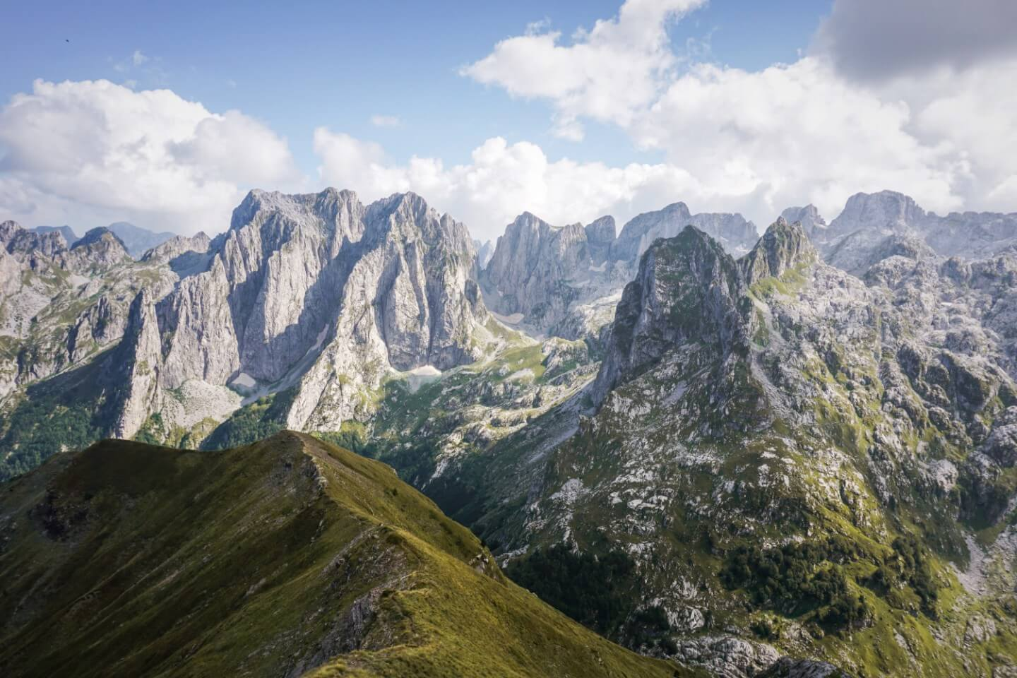 Prokletije National Park, Hiking in the Accursed Mountains of Montenegro